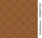 a beautiful  vintage pattern... | Shutterstock .eps vector #1108467224