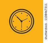 clock vector icon design   Shutterstock .eps vector #1108467311