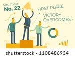business infographics  business ... | Shutterstock .eps vector #1108486934