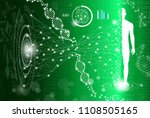 abstract background technology... | Shutterstock .eps vector #1108505165