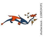 isolated vector illustration of ... | Shutterstock .eps vector #1108524191