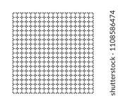 printing block for bandana... | Shutterstock . vector #1108586474