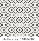 vector illustration seamless... | Shutterstock .eps vector #1108660091