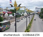 surin  thailand   june 8 2018   ... | Shutterstock . vector #1108666154