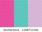 modern hand drawn speckles in...   Shutterstock .eps vector #1108711181