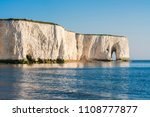 view of sea and beach in... | Shutterstock . vector #1108777877