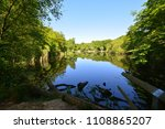landscape  epping forest | Shutterstock . vector #1108865207