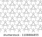 triangle tapping seamless... | Shutterstock .eps vector #1108886855