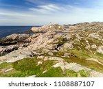 photo of lindesnes beacon in... | Shutterstock . vector #1108887107