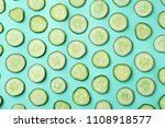 flat lay composition with... | Shutterstock . vector #1108918577