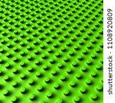 green bump pattern  | Shutterstock . vector #1108920809