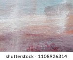 abstract art background. oil on ... | Shutterstock . vector #1108926314