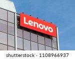 Small photo of Markham, Ontario, Canada - May 21, 2018: Sign of Lenovo at Lenovo Canada head office near Toronto in Markham. Lenovo is a Chinese technology company with headquarters in Beijing, China.