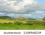 a view of the town of crieff ... | Shutterstock . vector #1108968239