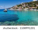 asos  kefalonia  greece   may... | Shutterstock . vector #1108991201