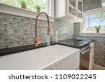 updated remodeled new white... | Shutterstock . vector #1109022245