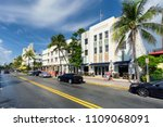 miami beach  florida   june 9 ... | Shutterstock . vector #1109068091