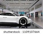 berlin  germany  2018   porsche ...   Shutterstock . vector #1109107664