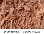 texture of melting chocolate... | Shutterstock . vector #1109149631