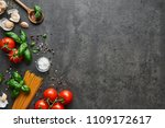 food background for tasty... | Shutterstock . vector #1109172617
