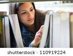 a portrait of an hispanic... | Shutterstock . vector #110919224