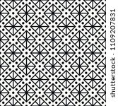 seamless pattern with abstract...   Shutterstock .eps vector #1109207831