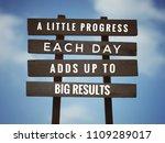 motivational and inspirational... | Shutterstock . vector #1109289017