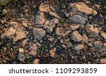 ground and stones. natural... | Shutterstock . vector #1109293859