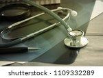 doctor medical examination... | Shutterstock . vector #1109332289