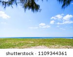 beautiful scenery landscape of... | Shutterstock . vector #1109344361