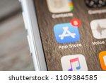 berlin  germany   june 6  2018  ...   Shutterstock . vector #1109384585