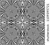 geometric seamless pattern....   Shutterstock .eps vector #1109395721