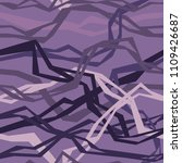 angular interlacing threads | Shutterstock .eps vector #1109426687
