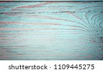 beautiful vintage pale azure...   Shutterstock . vector #1109445275