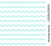 seamless white and blue stripes ... | Shutterstock . vector #1109455991