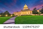 little rock  arkansas  usa at... | Shutterstock . vector #1109475257