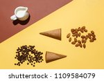 concept of preparation for ice...   Shutterstock . vector #1109584079