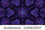 geometric design  mosaic of a... | Shutterstock .eps vector #1109625947