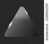 transparent luster crystal... | Shutterstock .eps vector #1109652254