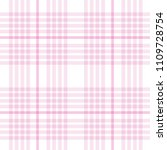 Seamless Pink Check Plaid...