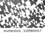 light silver  gray vector... | Shutterstock .eps vector #1109804417