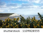 view of seven sisters country... | Shutterstock . vector #1109828555