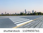 panoramic skyline and buildings ... | Shutterstock . vector #1109850761