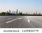 panoramic skyline and buildings ... | Shutterstock . vector #1109850779