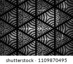 abstract creative pattern | Shutterstock . vector #1109870495