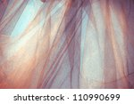 tulle fantasy background  back... | Shutterstock . vector #110990699
