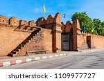 Tha Phae Gate Of Old City In...