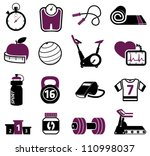 fitness equipment collection