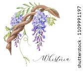 Watercolor Floral Corner....