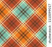 seamless tartan vector pattern   Shutterstock .eps vector #1110099017